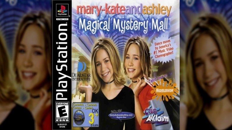 ​Mary-Kate & Ashley: Magical Mystery Mall