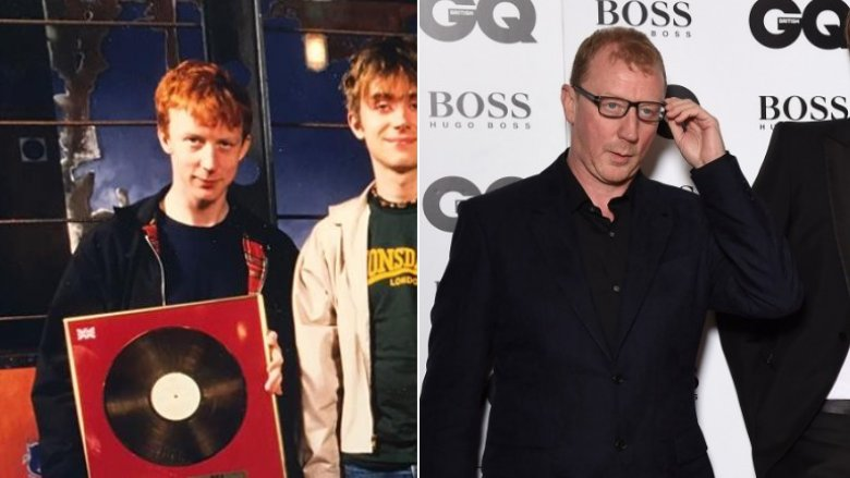 dave rowntree then now