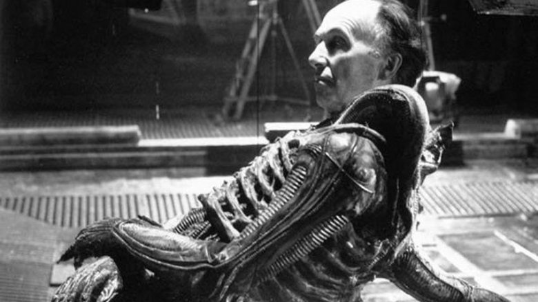 alien set photo