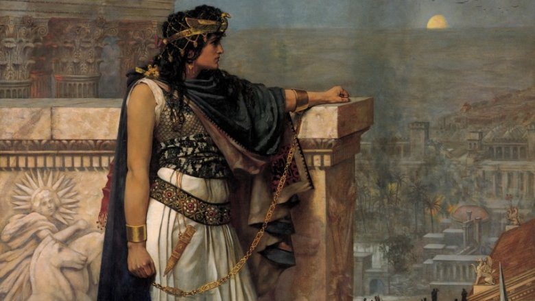 Cleopatra painting