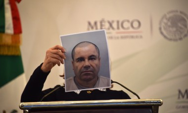 MEXICO-CRIME-DRUGS-ESCAPE-GOMEZ