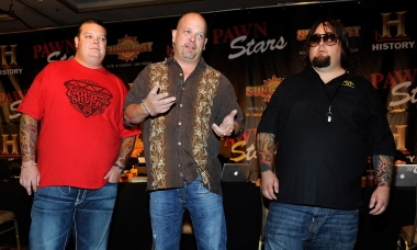 "History's ""Pawn Stars"" Appear At Gold And Silver Road Show At The Suncoast"