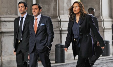 """On Location For """"Law & Order: SVU"""""""