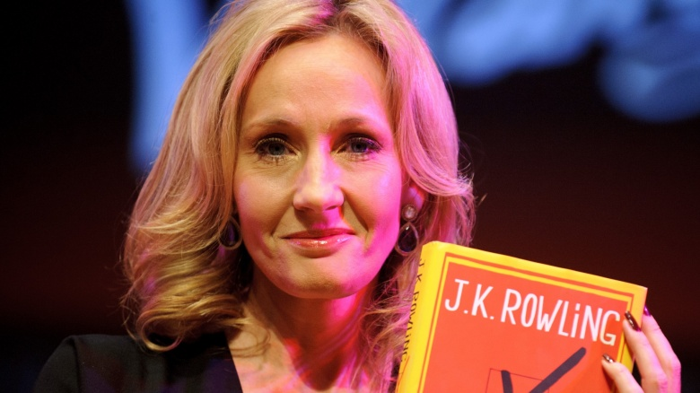 jk rowling a rise to fame essay Harry potter and the illusions of reality  are the intellectual property of jk rowling the matrix and the character neo is the creation of lana.