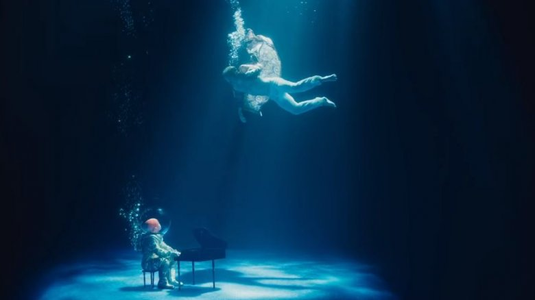 Image result for rocketman underwater
