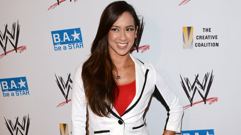 Why you don't hear from WWE star AJ Lee anymore