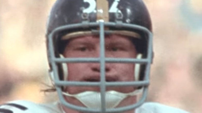 Pittsburgh Steeler Mike Webster