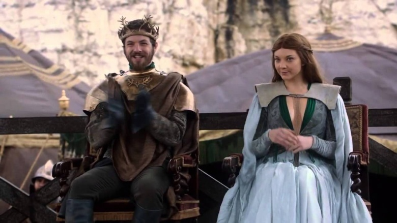 king renly queen margaery