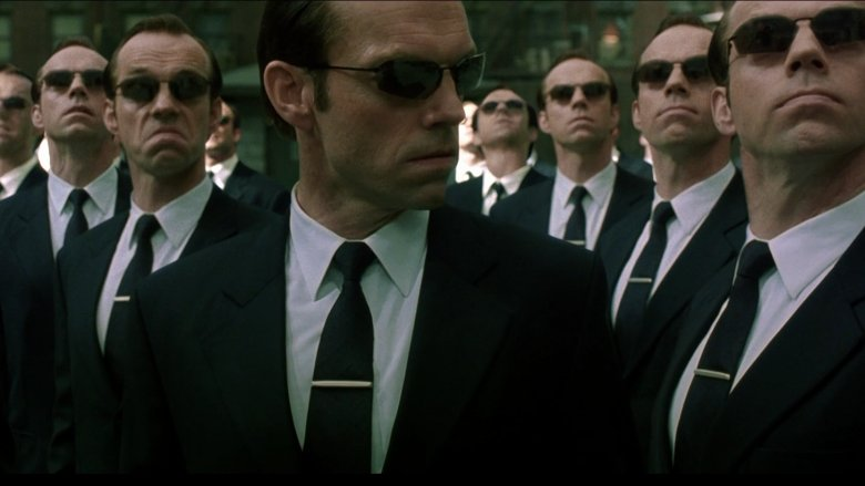 agent smith matrix