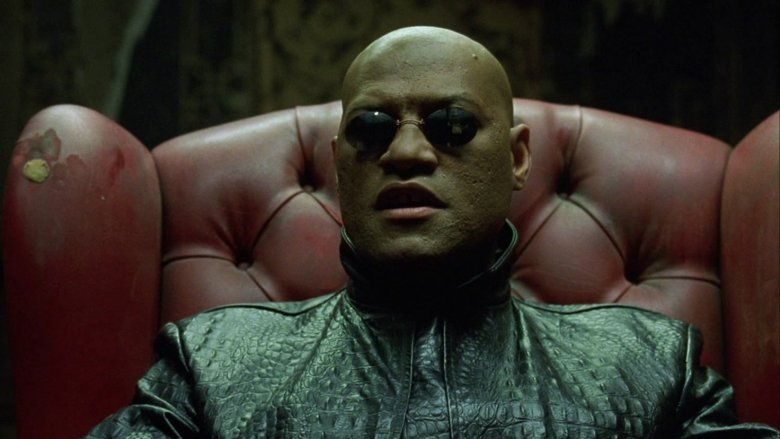 laurence fishburne matrix
