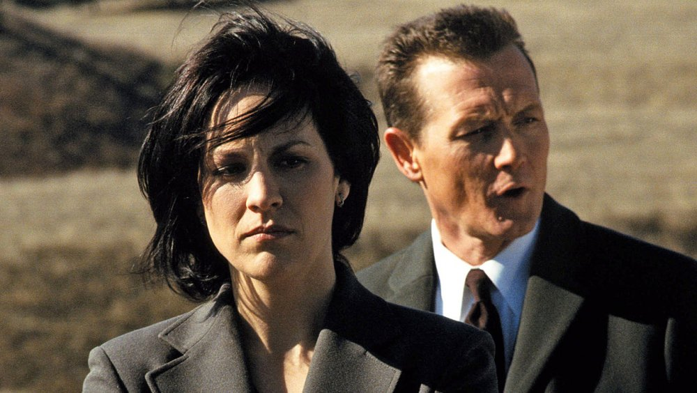 Doggett and Reyes X-Files