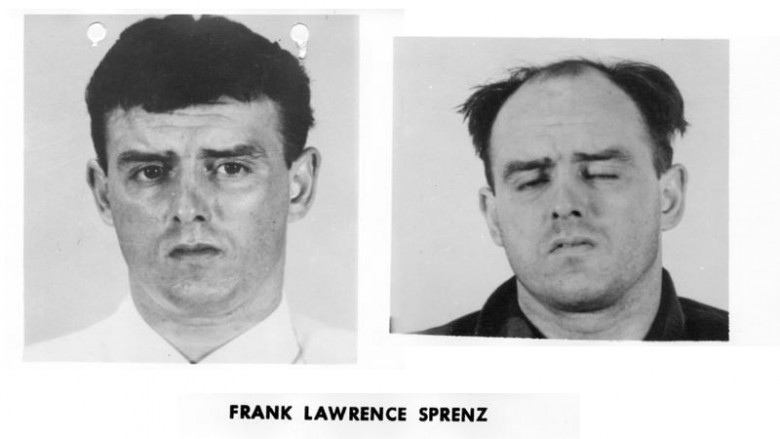 frank lawrence sprenz fbi most wanted