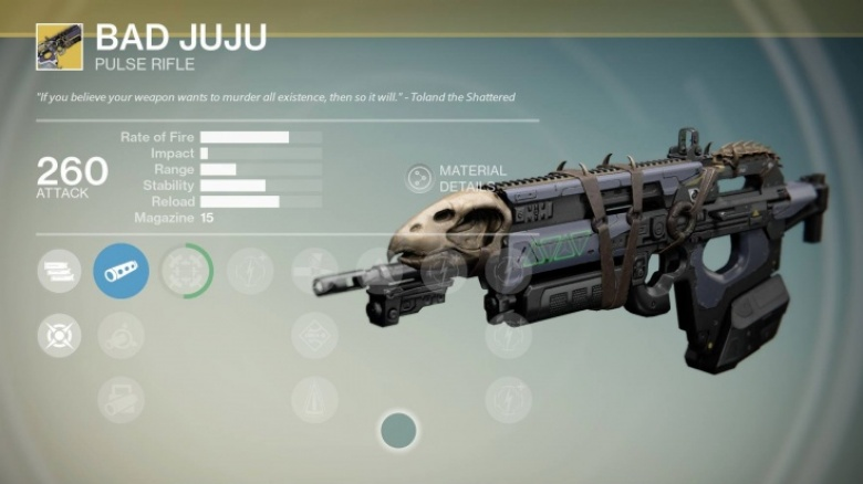 destiny 39 s most overpowered weapons. Black Bedroom Furniture Sets. Home Design Ideas