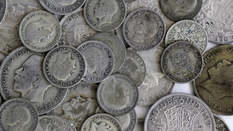 old shillings