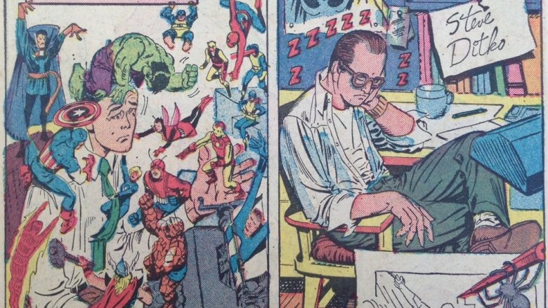 Stan Lee comics