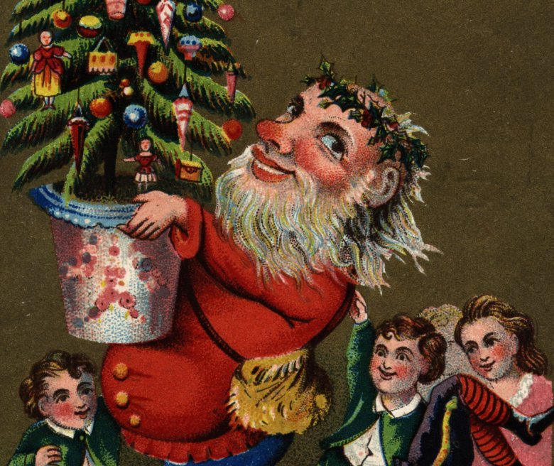 coca cola invented our modern idea of santa - When Was Christmas Invented