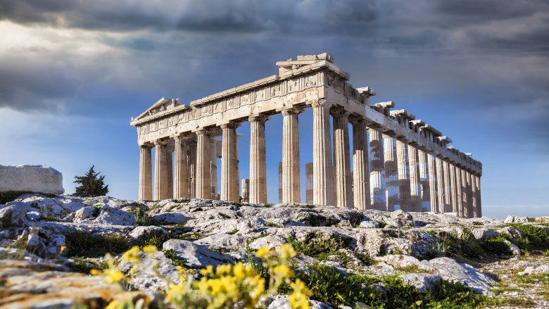 parthenon ancient greece