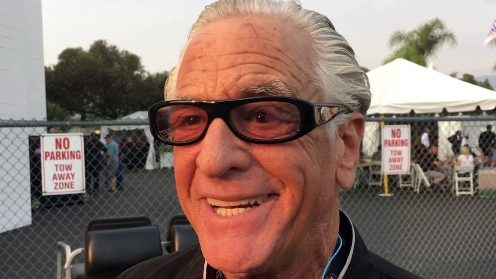 Barry Weiss smiling