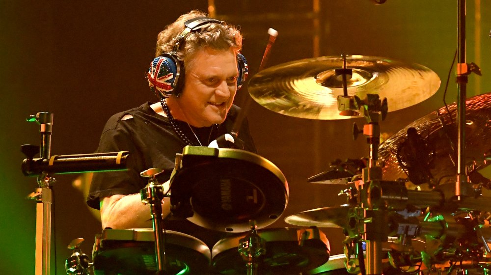 How Def Leppard's Rick Allen returned to the drums