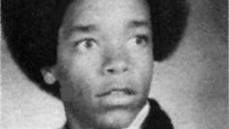 Ice-T as a youngster