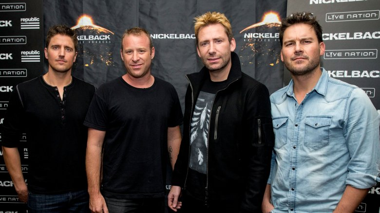 How Nickelback became the most hated band in the music industry
