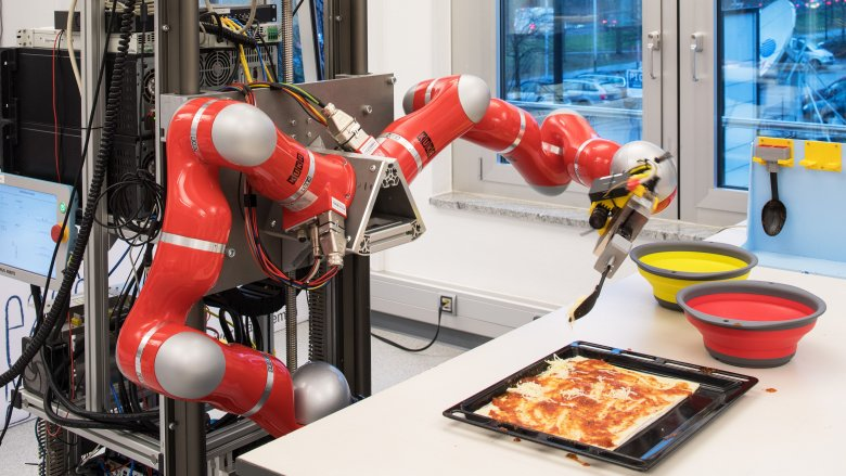 flippy robot pizza maker
