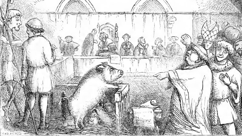 animal trials middle ages