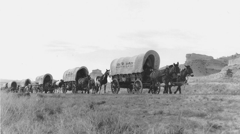 Messed up things that happened on the Oregon Trail