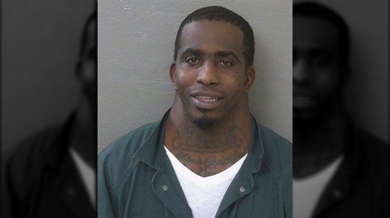 charles dion mcdowell thick neck mugshot