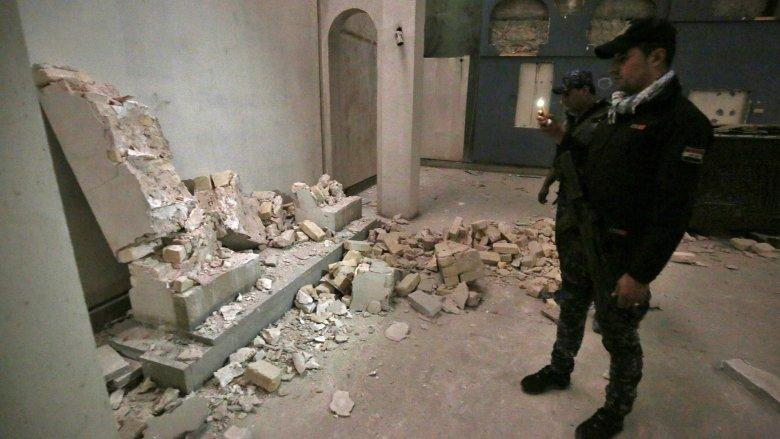 museum mosul isis destroyed