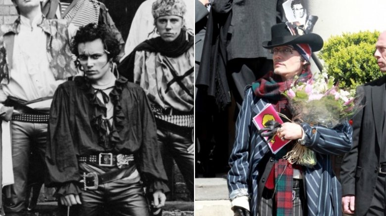 adam ant then now