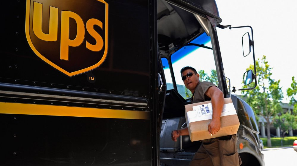Strict rules all UPS truck drivers have to follow