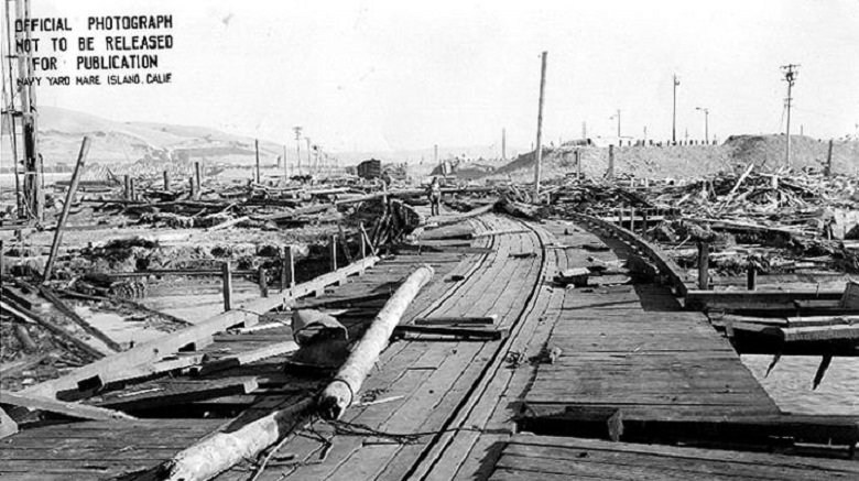 Port Chicago disaster