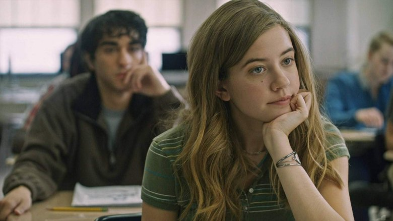 alex wolff and mallory bechtel in hereditary