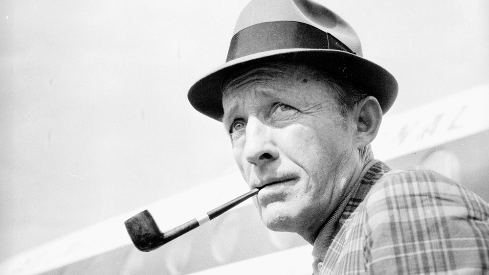 The Devastating Fire That Destroyed Bing Crosby's Home