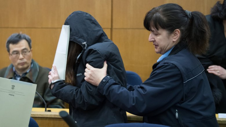 german exorcism trial