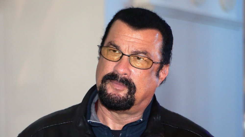 The legendary martial artist who humiliated Steven Seagal