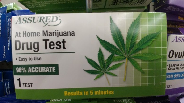 An At Home Drug Test Dollar Store