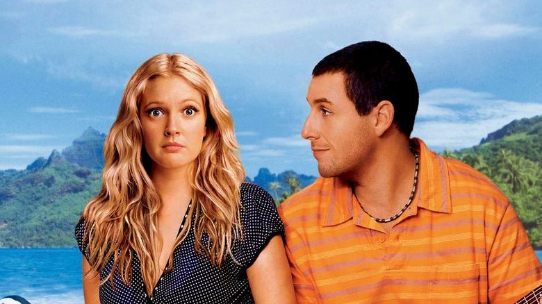 50 First Dates poster