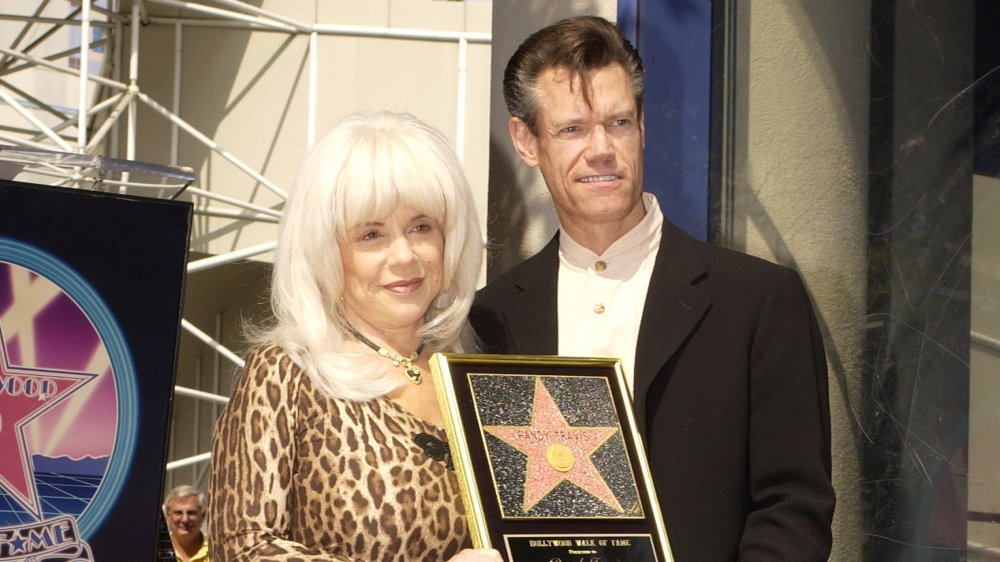 The odd story behind Randy Travis's first marriage