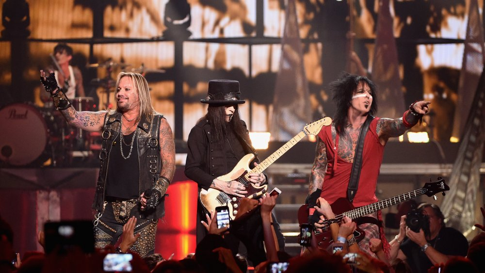 The real reason Motley Crue broke their promise to fans to never tour again