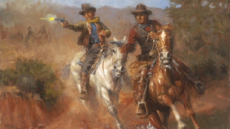 Dick Brewer, Billy the Kid, and the Regulators