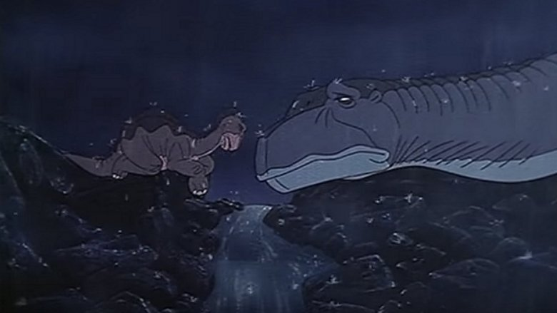 Littlefoot mother death Land Before Time
