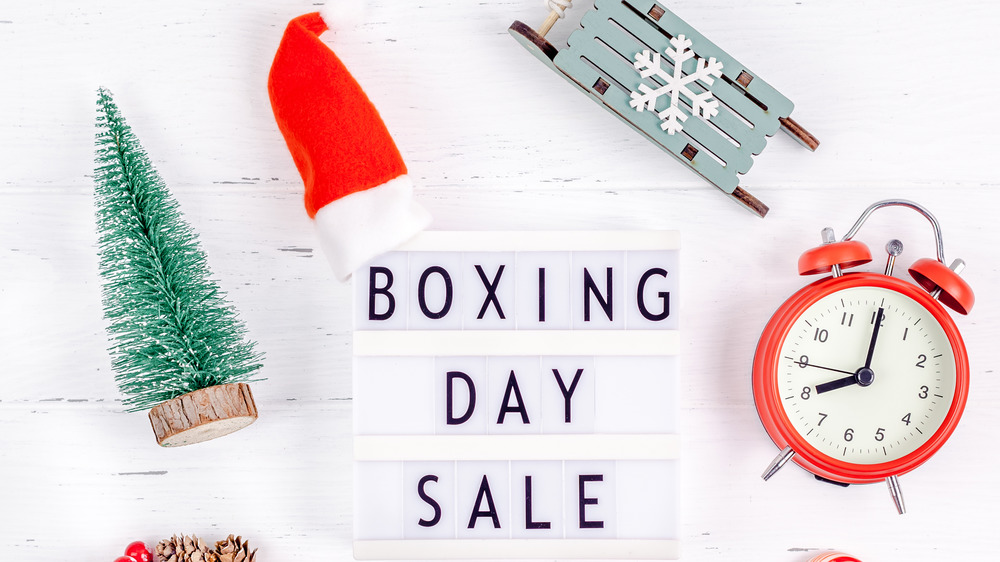 The story behind Boxing Day