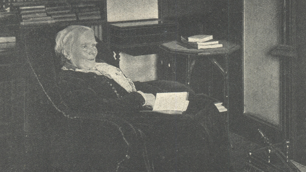 Elizabeth Blackwell in 1910