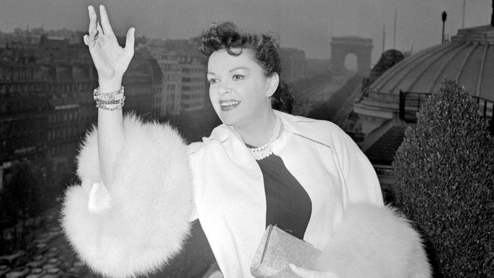The surprising amount of debt Judy Garland had when she died
