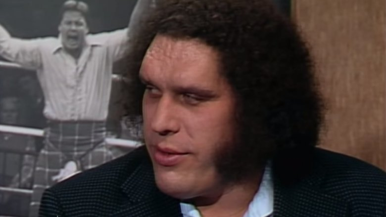 andre the giant wwe