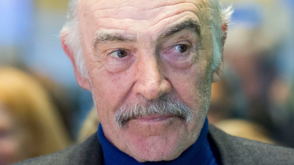 The true story behind Sean Connery's knighting