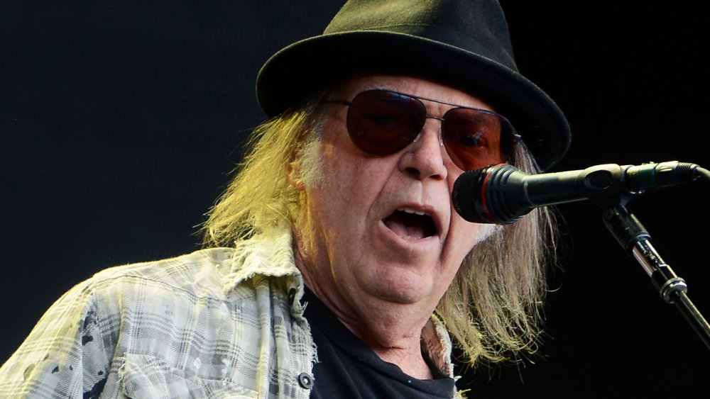 The truth about Neil Young's unreleased album