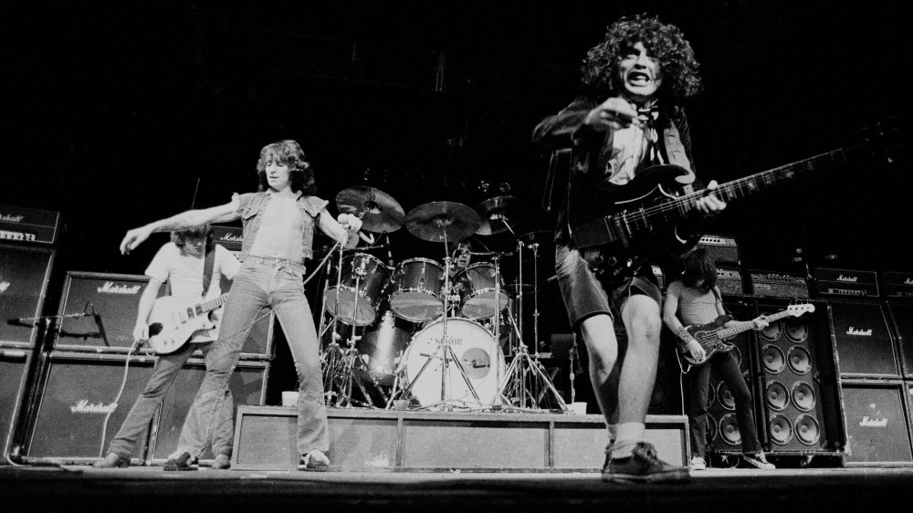 The untold truth of AC/DC